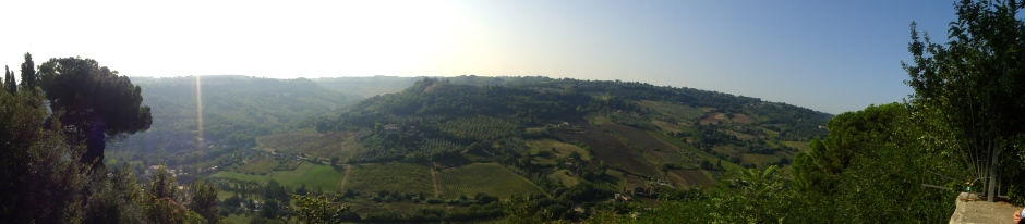 orvieto countryside