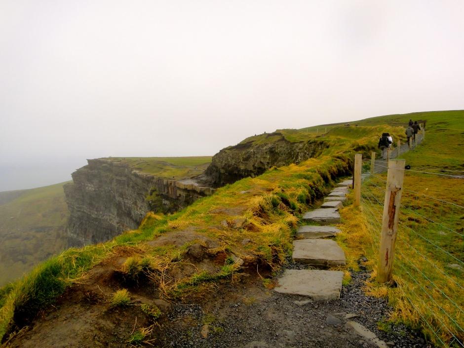Stairway to Cliffs