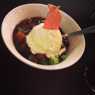 Mini Guinness Stew