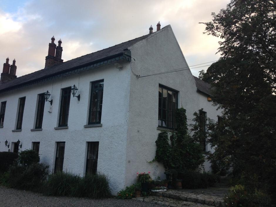 Ghan House, Carlingford Ireland