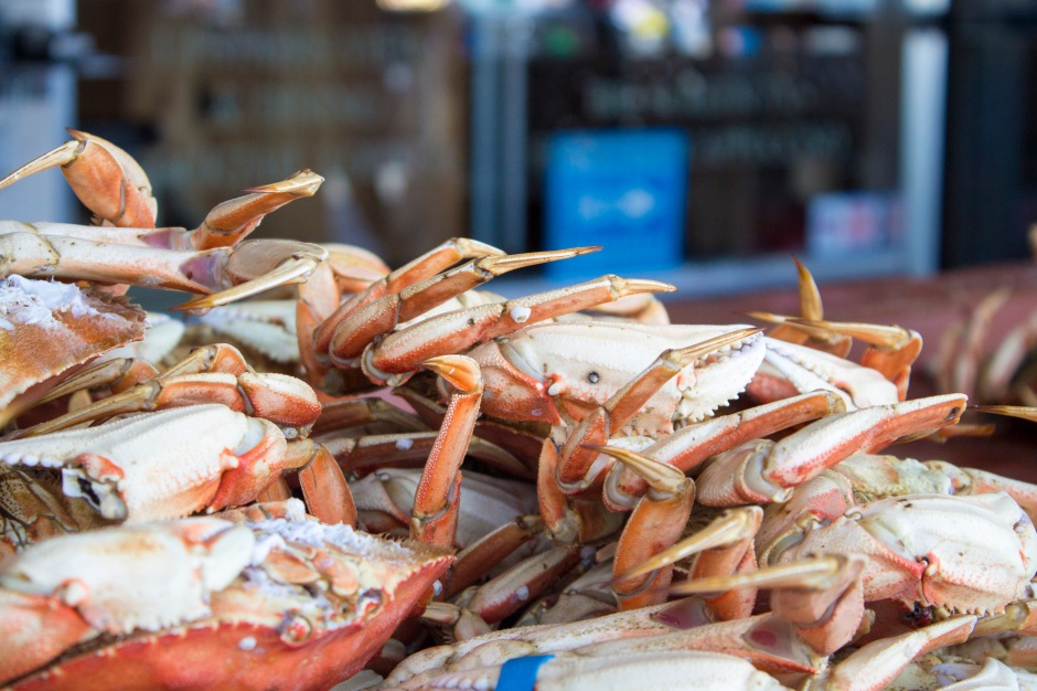 Crabs Fishermans Wharf