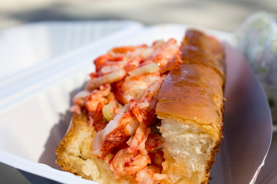 golden gate park lobster roll