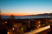 Santa Monica _Night Photo